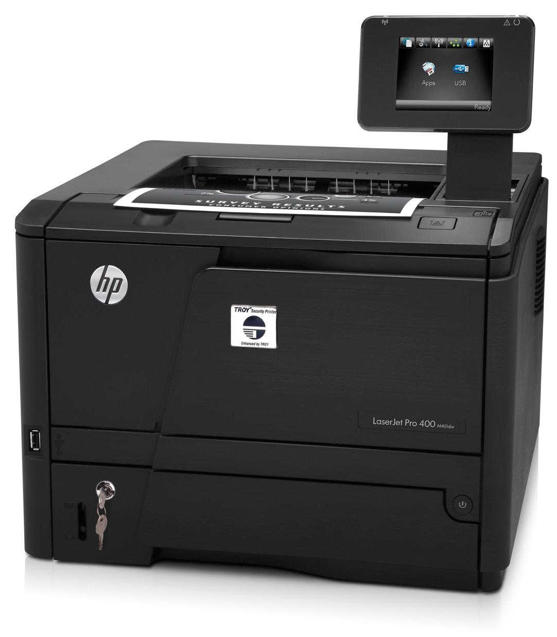 *DISCONTINUED* TROY MICR 401dn Printer
